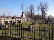 Cmentarz wojenny w Tymowej