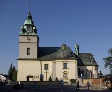 Kościół św. Małgorzaty i św. Katarzyny w Kętach