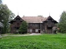 Zabytkowa willa w Kochanowie