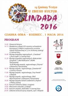 "14 Gminny Festyn u Zbiegu Kultur ""Linda 2016"""