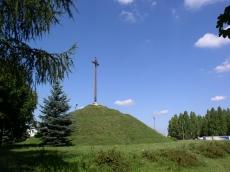 Kopiec Kościuszki w Olkuszu