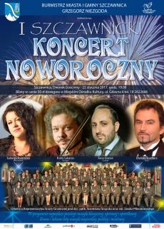 I Szczawnicki Koncert Noworoczny