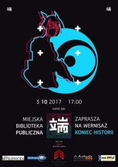 """Miejska Biblioteka Publiczna im. ks. Jana Kruczka w Myślenicach: Wystawa """"Koniec historii"""""""