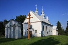 Cerkiew w Dziurdziowie