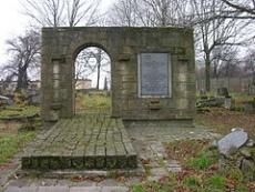 Cmentarz żydowski w Jaśle