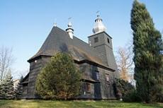 Kościół Wniebowzięcia Matki Bożej w Średniej Wsi