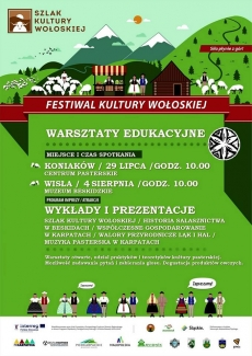 Festiwal Kultury Wołoskiej - Warsztaty Edukacyjne