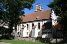 Kościół Niepokalanego Poczęcia Najświętszej Maryi Panny i św. Wojciecha w Nidzicy