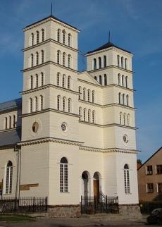 Cerkiew świętych apostołów Piotra i Pawła w Lidzbarku Warmińskim
