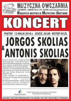 WEEKEND RODZINY SKOLIASÓW Jorgos Skolias Antonis Skolias