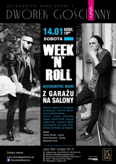 Week'n'Roll ACOUSTIC DUO