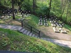 Cmentarz wojenny w Tymbarku