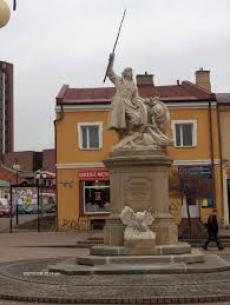 Plac Bartosza Głowackiego w Tarnobrzegu