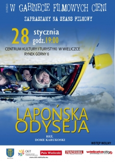 """W GABINECIE FILMOWYCH CIENI: """"Lapońska odyseja"""""""