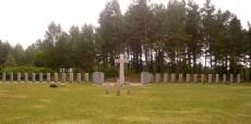 Cmentarz żołnierzy niemieckich w Mławce