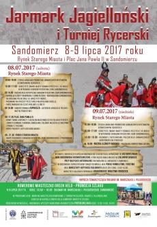Jarmark Jagielloński i Turniej Rycerski 2017