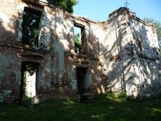 Ruiny Zamku Bychawa
