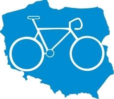Czerwony szlak rowerowy w Końskich