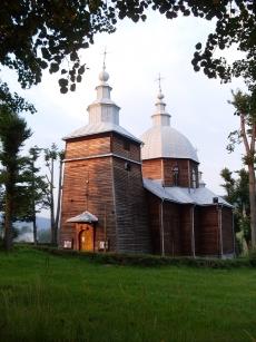 Cerkiew pw. św. Dymitra w Złockiem