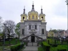 Cerkiew prawosławna pw. św. Mikołaja w Tomaszowie Lubelskim