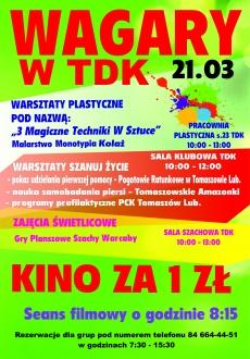 WAGARY W TDK