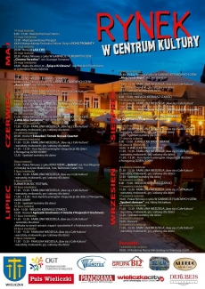 """RYNEK W CENTRUM KULTURY - """"Moja lewa stopa"""""""