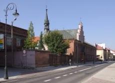 Klasztor klarysek w Kętach