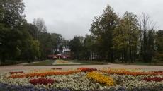 Park Zdrojowy w Rabce Zdrój