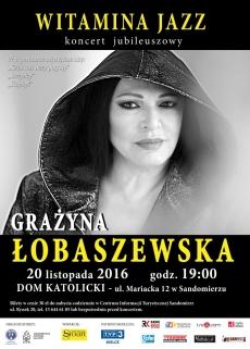 Witamina Jazz - Grażyna Łobaszewska