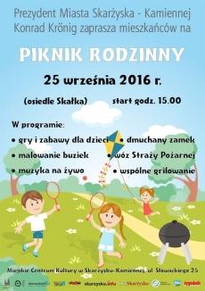 Piknik Rodzinny - osiedle Skałka