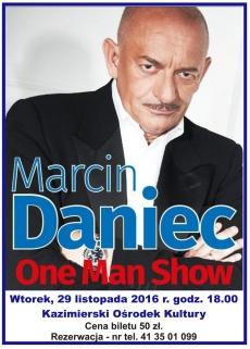 Marcin Daniec w Kazimierzy Wielkiej