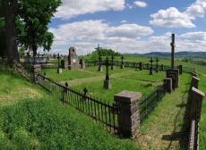 Cmentarz wojenny w Domosławicach