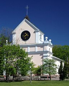 Kościół Matki Bożej różańcowej w Puławach