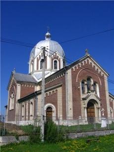 Dawna Cerkiew greckokatolicka w Nowym Lublińcu