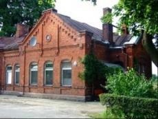 Stacja kolejowa w Świdniku