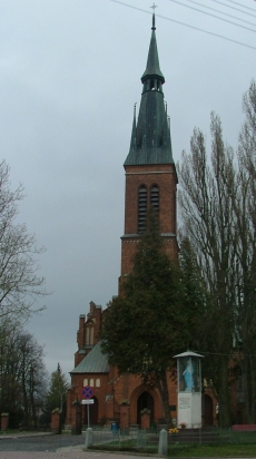 Kościół p.w. Najświętszego Zbawiciela w Rykach