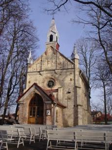 Kościółek zdrojowy św. Anny