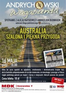 Andrychowski Wagabunda – Spotkanie z Alicją Rapsiewicz i Andrzejem Budnikiem