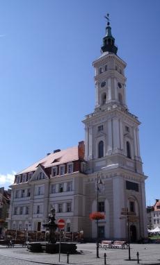 Ratusz w Prudniku