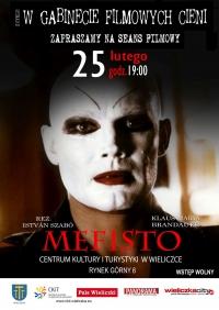 """W GABINECIE FILMOWYCH CIENI: """"Mefisto"""""""