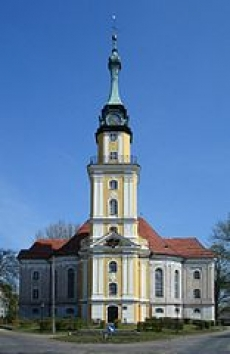 Kościół ewangelicki w Pokoju