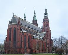 Katedra Świętych Apostołów Piotra i Pawła w Legnicy