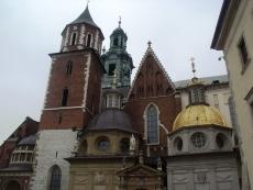 Kaplica Zygmuntowska na Wawelu