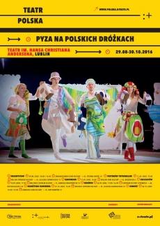 """Spektakl dla dzieci """"Pyza na polskich dróżkach"""""""
