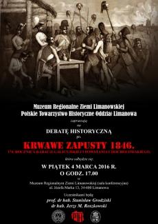 Czy chłopi w 170 w XIX wieku czuli się Polakami? Debata o krwawych zapustach 1846