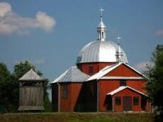 Cerkiew w Szczutkowie