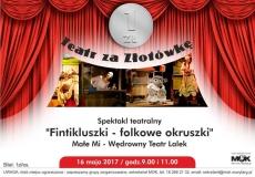 Teatr za złotówkę powraca do Miejskiego Ośrodka Kultury w Nowym Targu