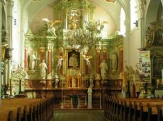 Kościół Wniebowzięcia Najświętszej Maryi Panny w Kłodawie