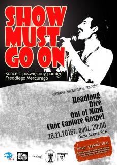 Koncert pamięci Fredddiego Mercurego