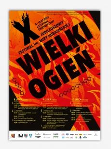 X Festiwal Wielki Ogień im. Miry Kubasińskiej